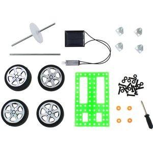 Solar DIY Car Kit Parts