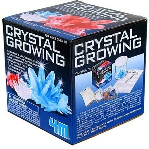 Image of the crystal growing kit