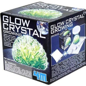 Image of the Glow-in-the-Dark crystal kit